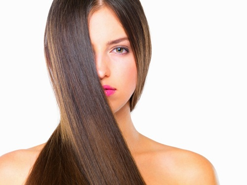 Tips for long hair fast